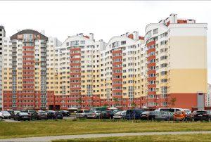 Строительство - жилой дом