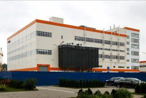 Строительство - промышленное здание